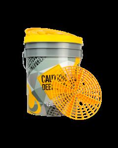 Liquid Elements Deepmud Autowas emmer (set incl filter en deksel)
