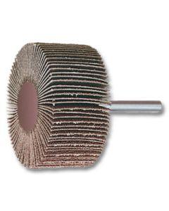 Lamellenslijpborstel  korrel 320 60X30 mm