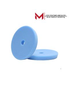 Moore Slim Line polijstpad Blauw Medium Polishing 80/90x18 mm