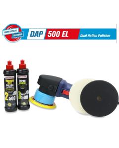Polishing Power DAP500 EL Met Menzerna Starterskit Lightpack