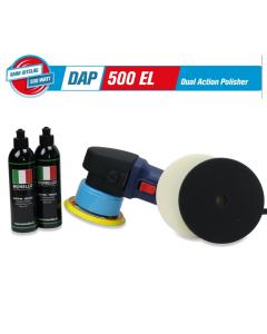 Polishing Power DAP500 EL Met Monello Starterskit Lightpack