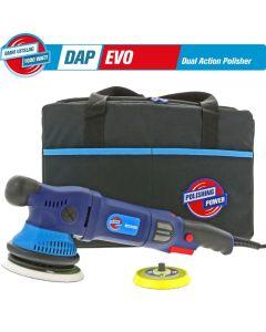 Polishing Power DAP900 EVO Excentrische Polijstmachine 8 mm