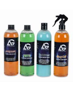 Autoglanz Was Kit 500 ml
