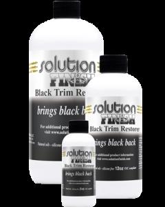 Solution Finish Trim Restorer 30 ml
