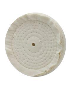Professionele polijstschijf flanel hoogglans polijsten 200x25x10 mm