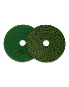 Diamant polijstschijf natuursteen polijsten Korrel 800