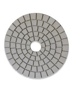 Diamant Polijstschijf natuursteen polijsten Korrel 5000 125 mm