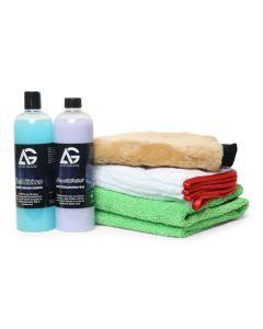 Autoglanz Wash & Wax pack 1
