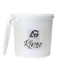 Autoglanz was emmer met deksel 20 liter Rinse