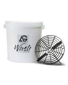 Autowas emmer met deksel en filter 20 liter Wash