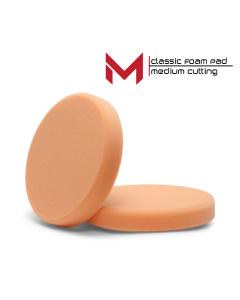 Moore Classic Polijstpad oranje medium cutting 135 mm