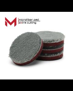 Moore Microvezel Pad EXTRA Cutting 30 mm (pak van 4 stuks)