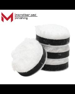 Moore Microvezel Finishing Pad 30 mm (pak van 4 stuks)