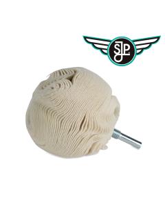 SJP Professionele polijstbal flanel 75 mm