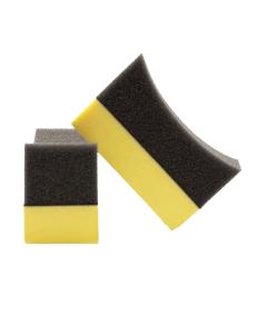 Banden Applicator Zwart/geel
