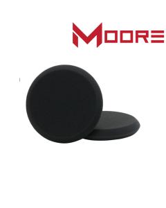 Moore Wax UFO Applicator fijn (zwart) Duo Pack