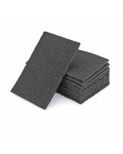 Schuurvlies hand pad fijn grijs 150x230 mm (10 stuks)