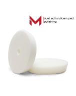 Moore Dual Action Polijstpad Wit Polishing  150/165 mm