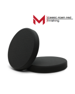 Moore Classic Polijstpad zwart finishing pad 150 mm