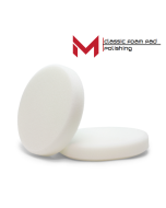 Moore Classic Polijstpad Medium Polishing White 80 mm