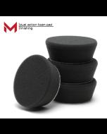 Moore Dual Action Polijstpad Zwart Finishing 55/70 mm