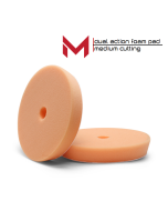 "Moore Dual Action Polijstpad Oranje Medium Polishing Pad 6""' 135/150 mm"