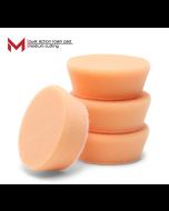 Moore Dual Action Polijstpad Oranje Medium Cutting  55/70 mm