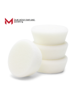Moore Mini Foampad White polishing 35/50 mm (4 pack)