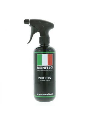 Monello Perfetto Detailer Spray met verbeterde sprayer 500 ML