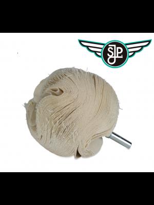 SJP Professionele polijstbal katoen 75 mm
