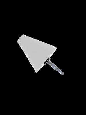 Polijstcone WHITE Medium Light Polishing 100 mm