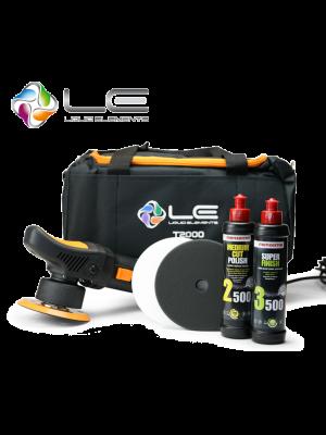 Liquid Elements T2000 Excentrische Polijstmachine 8 mm Set